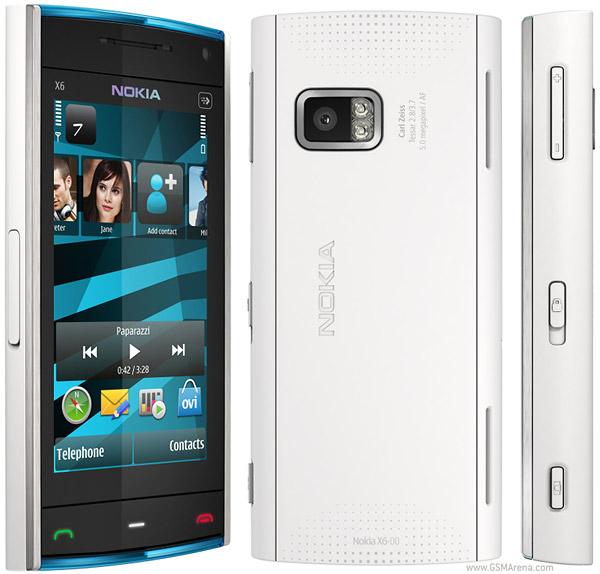 Как разобрать телефон Nokia X6
