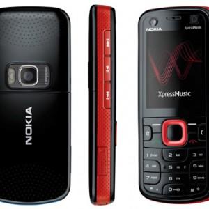 Как разобрать телефон Nokia 5320 Xpress Music