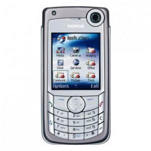 Как разобрать телефон Nokia 6680 (1)