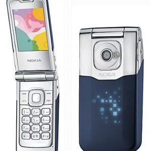 Как разобрать телефон Nokia 7510 Supernova (1)