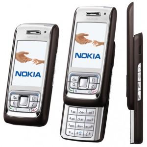 Как разобрать телефон Nokia E65