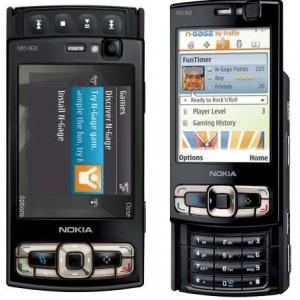 Как разобрать телефон Nokia N95 8Gb
