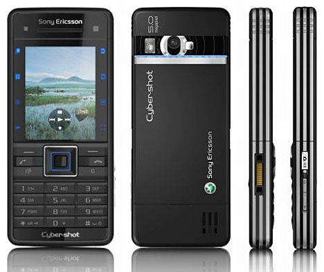телефон Sony Ericsson C902