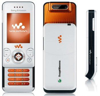 Как разобрать телефон Sony Ericsson w580i
