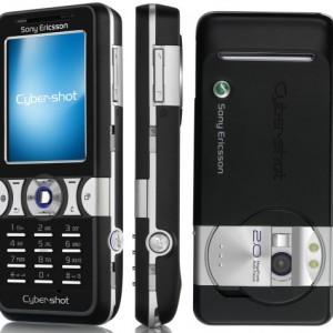Как разобрать телефон Sony Ericsson k550i