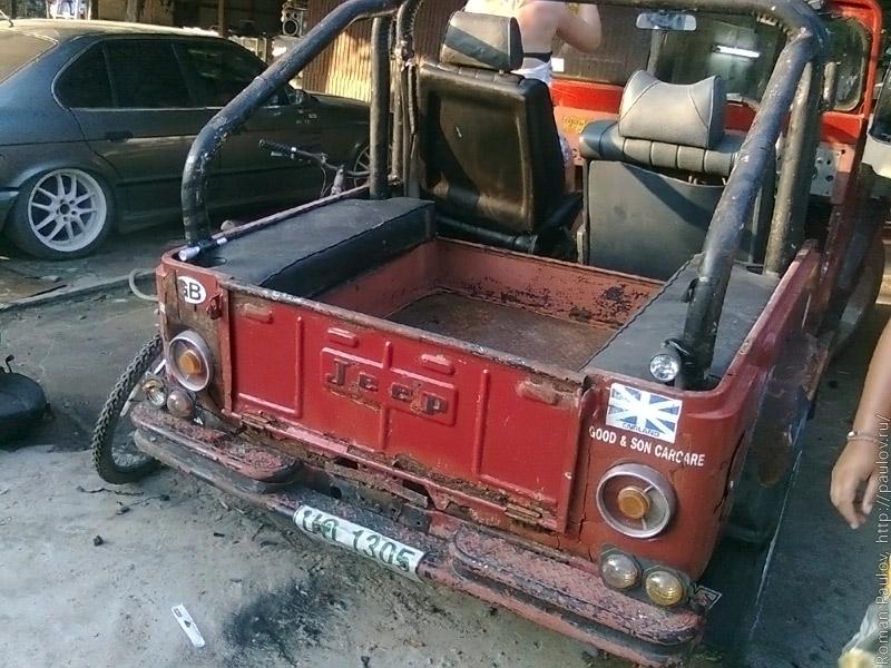 Автомобили Таиланд