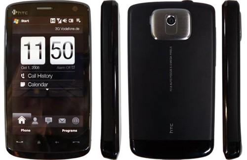 Как разобрать телефон HTC Touch HD