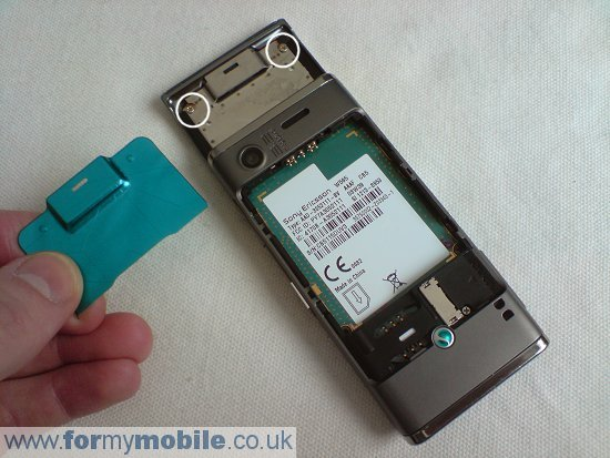 телефон Sony Ericsson W595