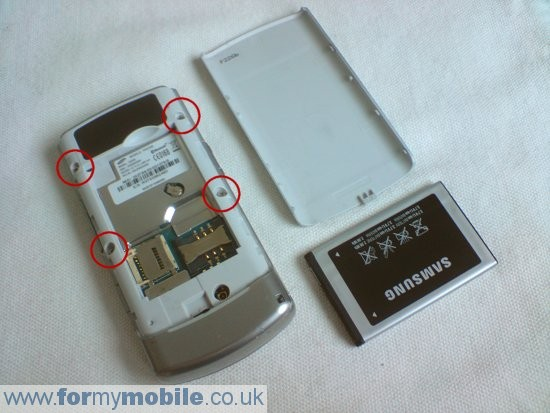 телефон Samsung S3500 (3)