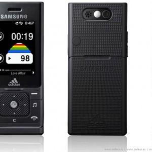 Как разобрать телефон Samsung MiCoach F110