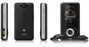 Как разобрать телефон Sony Ericsson W205