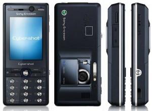 Как разобрать телефон Sony Ericsson K810i для замены дисплея или корпуса