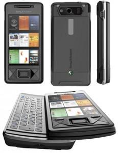 Как разобрать телефон Sony Ericsson Xperia X1