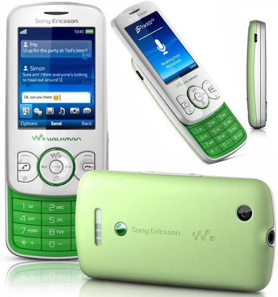 Как разобрать телефон Sony Ericsson Spiro W100i (1)