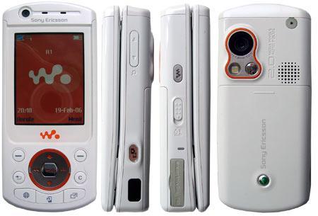 Sony Ericsson W900i 9