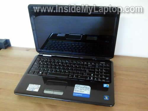 Как разобрать ноутбук серии Asus K