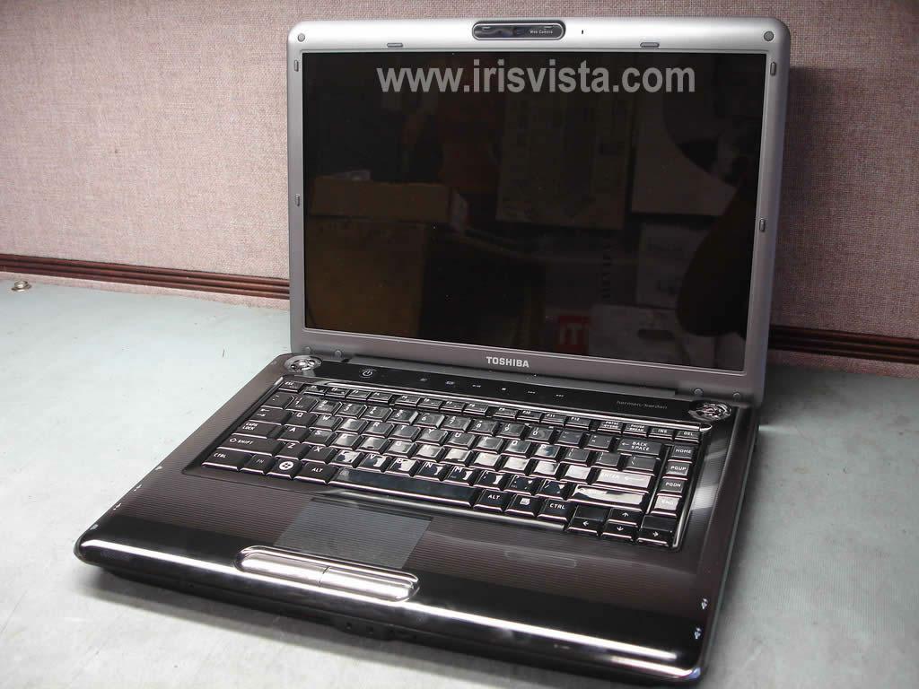 Как разобрать ноутбук A305/A305D или Satellite A300/A300D (26)