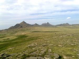 Пейзажики восточного Казахстана