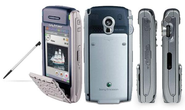 Как разобрать телефон Sony Ericsson P900 для замены дисплея или корпуса