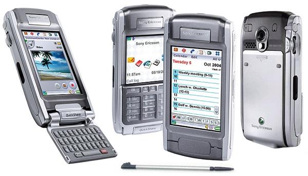 Как разобрать телефон Sony Ericsson P910i (1)
