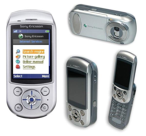 Как разобрать телефон Sony Ericsson S700i (1)