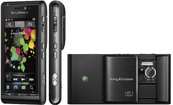 Как разобрать телефон Sony Ericsson Satio U1i для замены дисплея или корпуса
