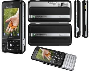 Как разобрать телефон Sony Ericsson C903