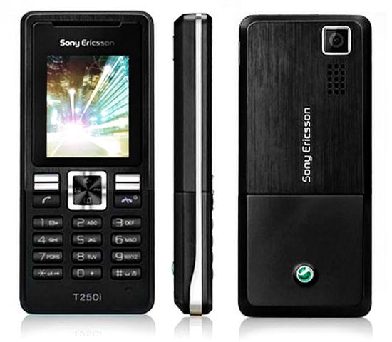 Как разобрать телефон Sony Ericsson T250i (1)