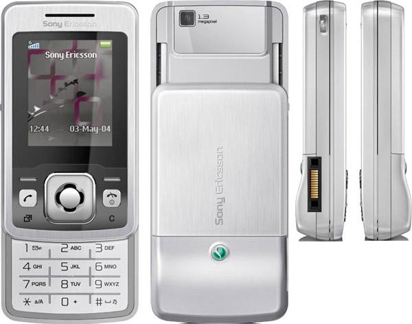 Как разобрать телефон Sony Ericsson T303 (1)