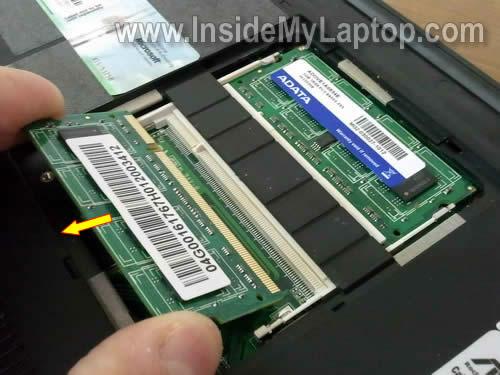 Как разобрать ноутбук Asus Eee PC 1201n (3)