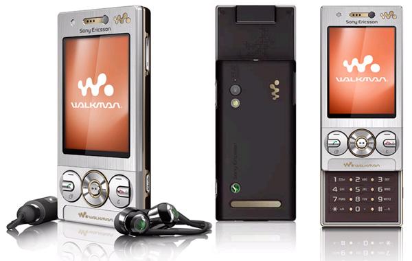 Как разобрать телефон Sony Ericsson W705 (1)