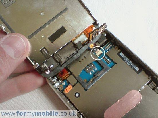 Как разобрать телефон Apple