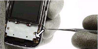 Как разобрать телефон Nokia 6111 (11)