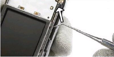 Как разобрать телефон Nokia 6111 (13)