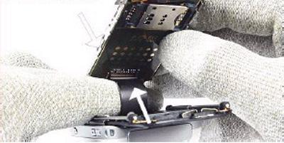 Как разобрать телефон Nokia 6111 (15)