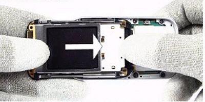 Как разобрать телефон Nokia 6111 (20)