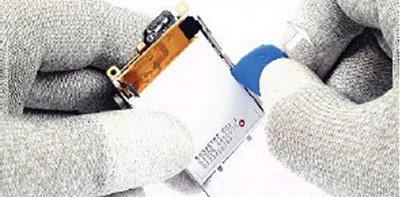 Как разобрать телефон Nokia 6111 (24)