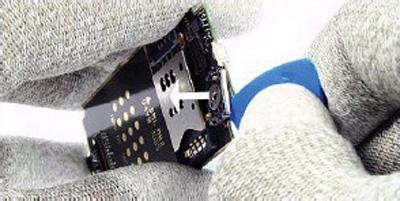 Как разобрать телефон Nokia 6111 (26)