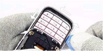 Как разобрать телефон Nokia 6111 (27)