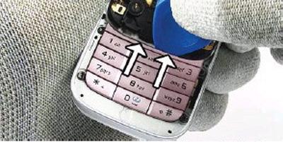 Как разобрать телефон Nokia 6111 (28)