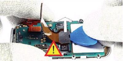 Как разобрать телефон Nokia 6111 (38)