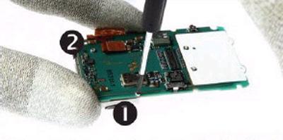 Как разобрать телефон Nokia 6111 (39)
