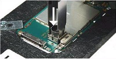 Как разобрать телефон Nokia 6111 (43)