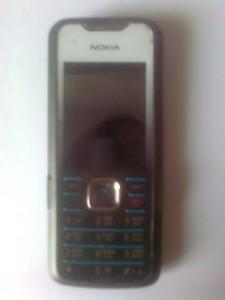 Как разобрать телефон Nokia 7210 Supernova (16)