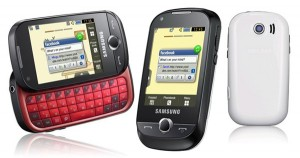 Как разобрать телефон Samsung B5310 Genio Slide