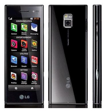 Как разобрать телефон LG Chocolate BL40 для замены дисплея или корпуса