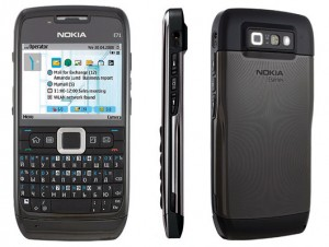 Как разобрать телефон Nokia E71 для замены дисплея или корпуса