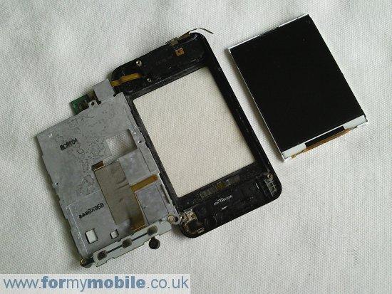 Как разобрать телефон Samsung Tocco F480 (12)