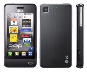 Как разобрать телефон LG Pop GD510 для замены дисплея или корпуса