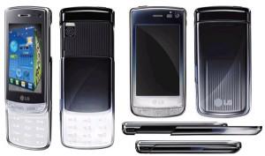 Как разобрать телефон LG GD900 Crystal для замены дисплея или корпуса